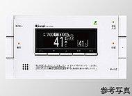 ボタンひとつを押すだけで、あらかじめ設定した温度と量でお湯はりや保温が可能です。