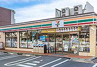 セブンイレブン名古屋高間町店 徒歩5分/約340m