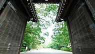 京都御苑 徒歩16分/約1,230m(平成27年10月撮影)