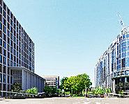 駅西けやき大通り 徒歩2分/約120m※平成27年10月撮影