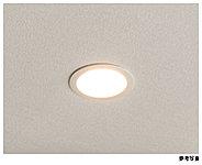 省エネを実現するLED照明を採用しました。点灯が早く、長寿命で環境にも貢献します。※洗面化粧台、レンジフードを除く