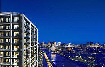 東京湾・レインボーブリッジ等を望む全404戸