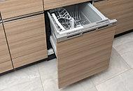 暖房・涼風機能を備えた東京ガスのTES温水式浴室換気乾燥機を標準装備。カビ防止や衣類の乾燥にも効果的です。