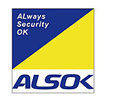 各種センサーが火災や機械設備の故障など異常を感知すると、直ちに管理員室(防災センター)、ALSOKガードセンターへと通報。