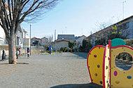 新城第2公園 約130m(徒歩2分)