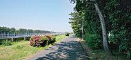 花見川サイクリングコース 約1,119m(徒歩14分)
