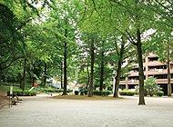 狭間公園 徒歩5分(約383m)
