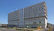 柏戸病院 約550m(徒歩7分)