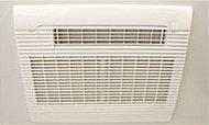 雨の日や夜間でも洗濯物を乾かせる、浴室暖房換気乾燥機を設置。涼風・温風機能で夏も冬も快適に入浴ができます。