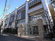 台東区立桜橋中学校 約640m(徒歩8分)