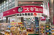 地下鉄名城線・鶴舞線「上前津」駅 約450m(徒歩6分)