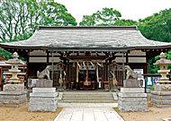 登渡神社 約1,140m(徒歩15分)