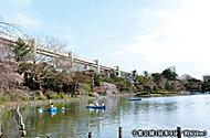 千葉公園 約650m(徒歩9分)