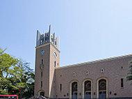 早稲田大学早稲田キャンパス 約630m(徒歩8分)