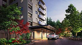 新街区へ。開発面積3,570m2超。4面接道の開放区に描く、新たなる住宅集合。