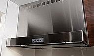 しつこい汚れもサッと拭き取れるステンレス製。汚れやさびに強く、軽やかでスタイリッシュなデザインです。