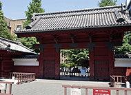 東京大学本郷キャンパス・赤門 約670m(徒歩9分)