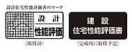 上質で堅固な住まいの品質証明として、「ワコーレ姫路京口 マークス」では、住宅性能表示制度を導入。