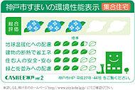 神戸市内で一定規模以上の建築物を建てる際に、その建築主が地球温暖化への配慮、住む人の安全・安心など環境配慮への取組みを自己評価し採点します。