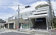 JR「須磨海浜公園」駅 約160m(徒歩2分)
