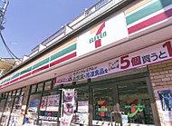 セブンイレブン横浜六角橋2丁目店 約100m(徒歩2分)