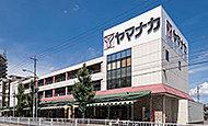 ヤマナカ安田店 約630m(徒歩8分)
