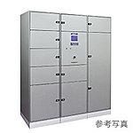 不在時に配達された宅配物を一時保管できる宅配ボックスをエントランスホールに設置。(※宅配ボックス自体に冷蔵機能はありません。)