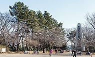 夢見ヶ崎公園 約270m(徒歩4分)
