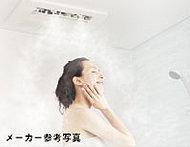 バスルームの暖房・乾燥、衣類などの乾燥もできる浴室暖房乾燥機に、ミストサウナ機能をプラス。