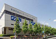 葛飾区総合スポーツセンター体育館 約760m(徒歩10分)