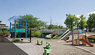 北沼交通公園 約840m(徒歩11分)
