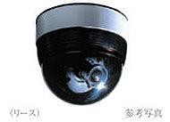 1階の共有スペースには防犯監視カメラを設置。24時間作動し、管理員室の記録装置にリアルタイムで送り続けています。