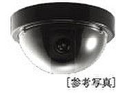 不審者が侵入するのを抑制するために、共用部分には防犯カメラを設置しました。24時間365日作動し、防犯性と安全性を高めています。