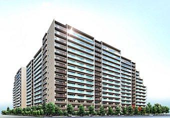 進化する駅前に全558邸の大規模開発レジデンス誕生