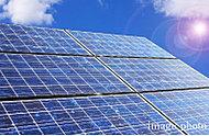 屋上に太陽光発電パネルを設置し、発電された電力を共用部の一部に供給。自然エネルギーを有効活用します。