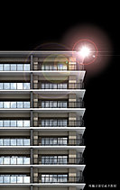豊かな表情を宿した水平と垂直の調和は永住邸宅のステイタス。未来のビンテージに相応しい会心のプレミアム・デザインを此処にお届けします。