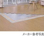 理想的な健康暖房として評価の高い床暖房。ガス温水式はホコリをまきあげない。これからの住宅暖房に欠かせない設備です。