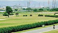 淀川河川公園 約690m(徒歩9分)