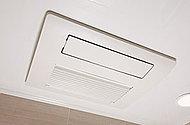 雨の日のお洗濯にも便利な浴室暖房乾燥機。お肌やのどにも優しいミストサウナ(マイクロミスト)機能付きです。
