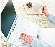 NTTグループが提供する光ファイバーケーブルでインターネットが月額940円(税抜・クレジットカード決済の場合)で24時間つなぎ放題。※1