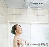2種類のミストサウナ(スプラッシュ&マイクロミストタイプ)が楽しめる、ミストサウナ機能付ガス温水浴室暖房乾燥機を採用しました。