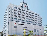 松江赤十字病院 約640m(徒歩8分)