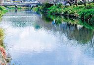 切戸川 約170m(徒歩3分)