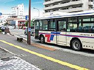 徳島バス「佐古一番町」バス停 約30m(徒歩1分)