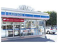 ローソン松江西津田六丁目店 約490m(徒歩7分)