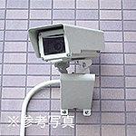 不審者の侵入をいち早く察知するために、共用部には防犯用監視カメラ(ビデオ録画付き)を設置しています。