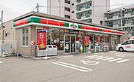 サンクス福岡七隈6丁目店 約170m(徒歩3分)