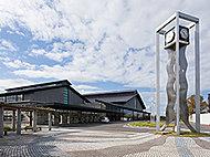 松江市総合体育館 約450m(徒歩6分)