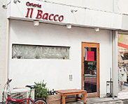 Osteria I1 Bacco 約690m(徒歩9分)