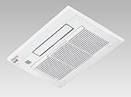 暖房・換気・涼風・乾燥機能や24時間換気システム付の浴室暖房換気乾燥機を採用。入浴前の予備暖房や雨の日の洗濯物の乾燥室として利用できます。